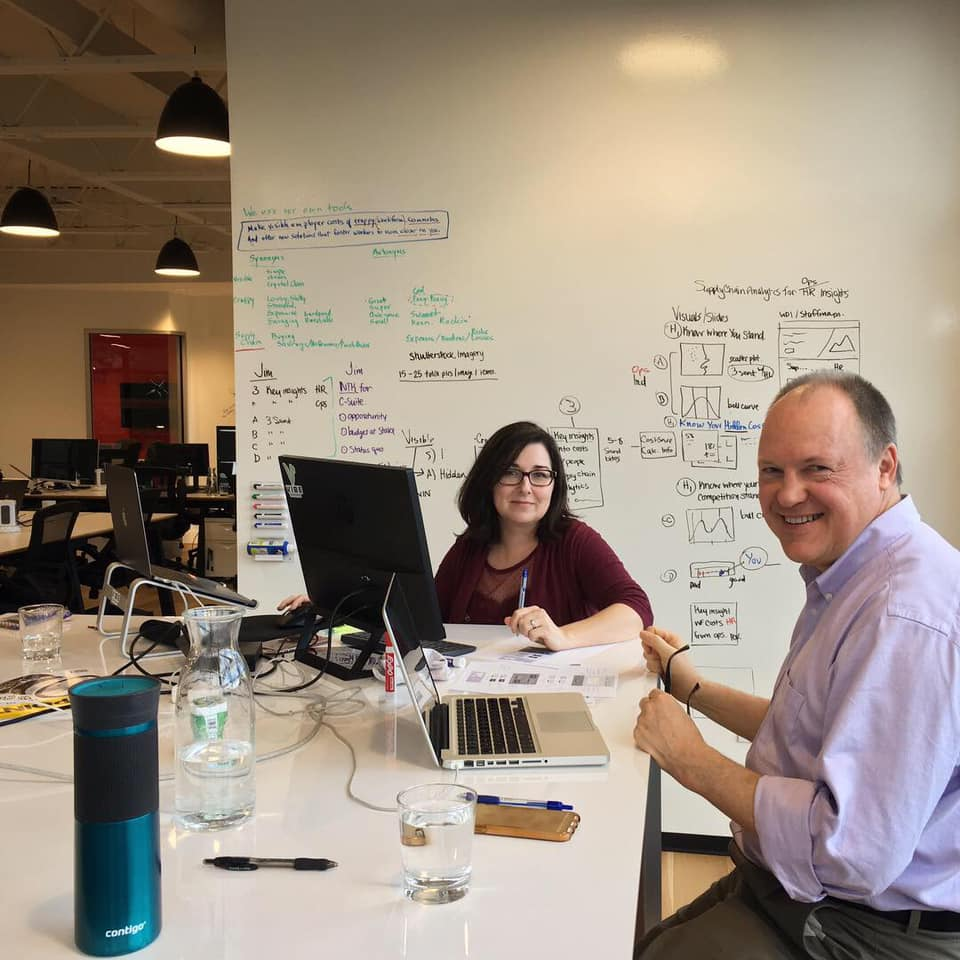 """""""Vibe has given me the room and space to work really well in my role at Turnover. I don't know if I could have continued to work for the Tacoma start-up had I not had this community."""""""