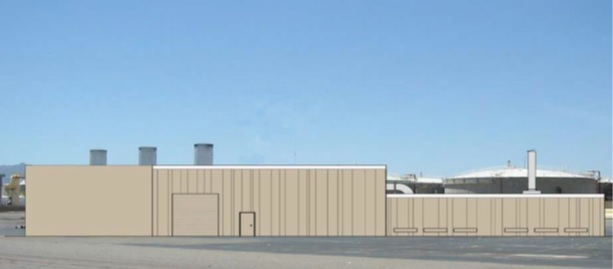 Digester Gas Recovery Project