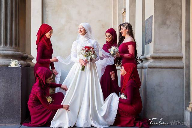 Simply beautiful our gorgeous couple Ismail + Fatima.  #ferndara #wedding #melbournebride #weddingphotography #melbourneweddingphotography #palestinewedding #muslimwedding #muslimbride #weddingdress #bridesofinstagram #brideandgroom #love #weddingseason #weddinginspiration #bridesmaids #instawedding #bridesmaidgoals  www.ferndara.com
