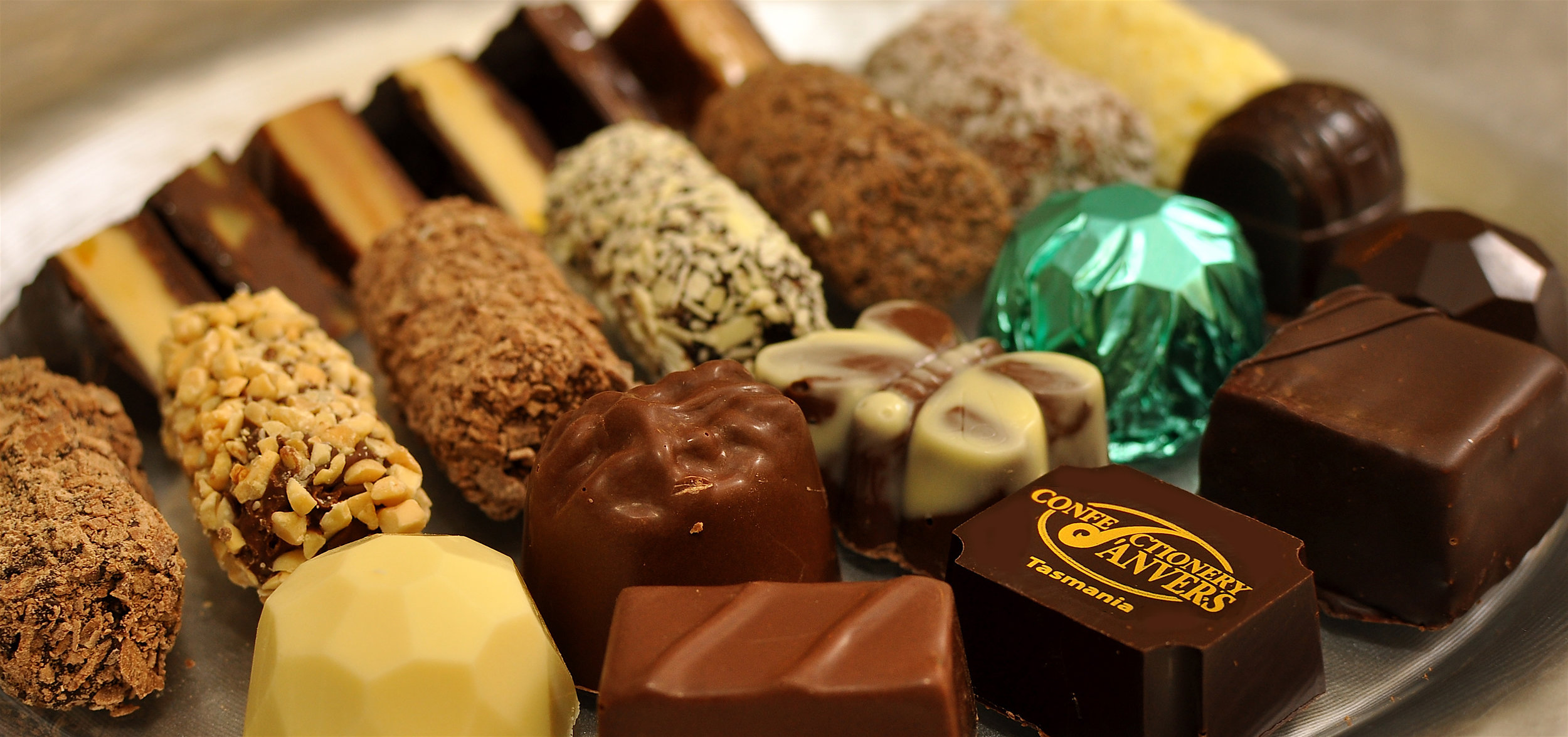 ...indulge in the ultimate chocolate experience @   Chocolate Winterfest Latrobe, Tasmania    find out more