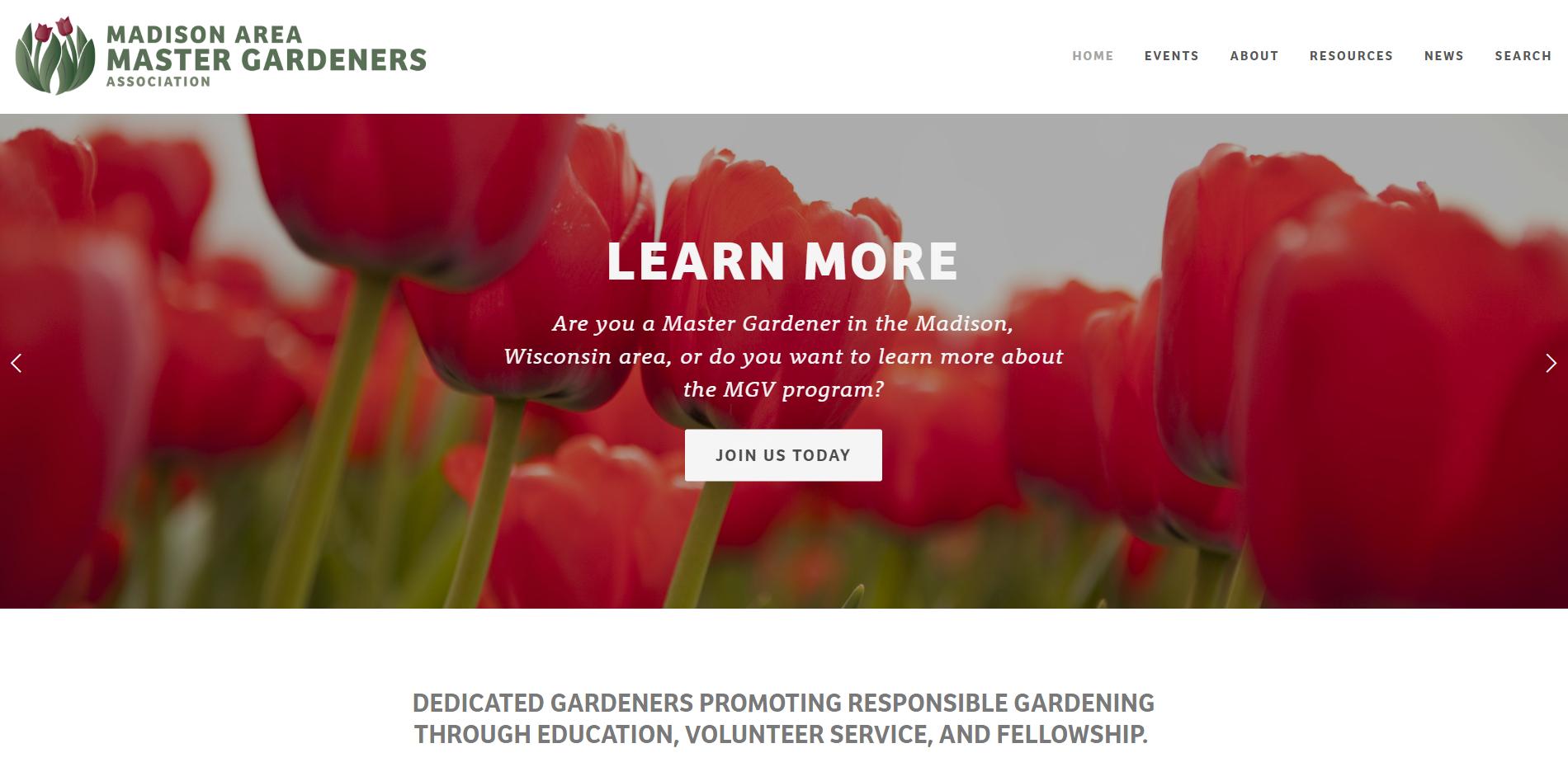 Madison Area Master Gardeners Association