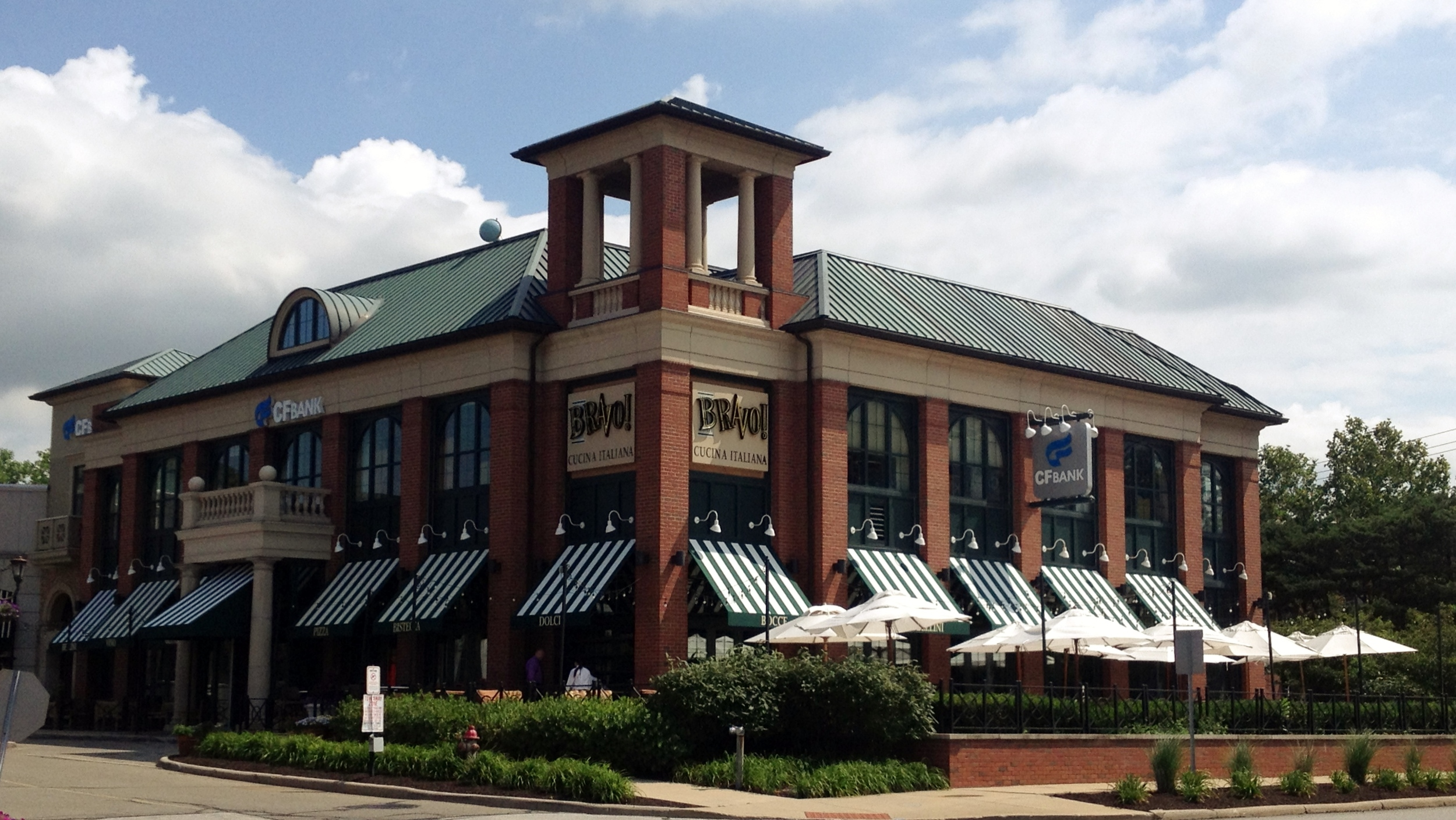 Commercial Storefront Awnings