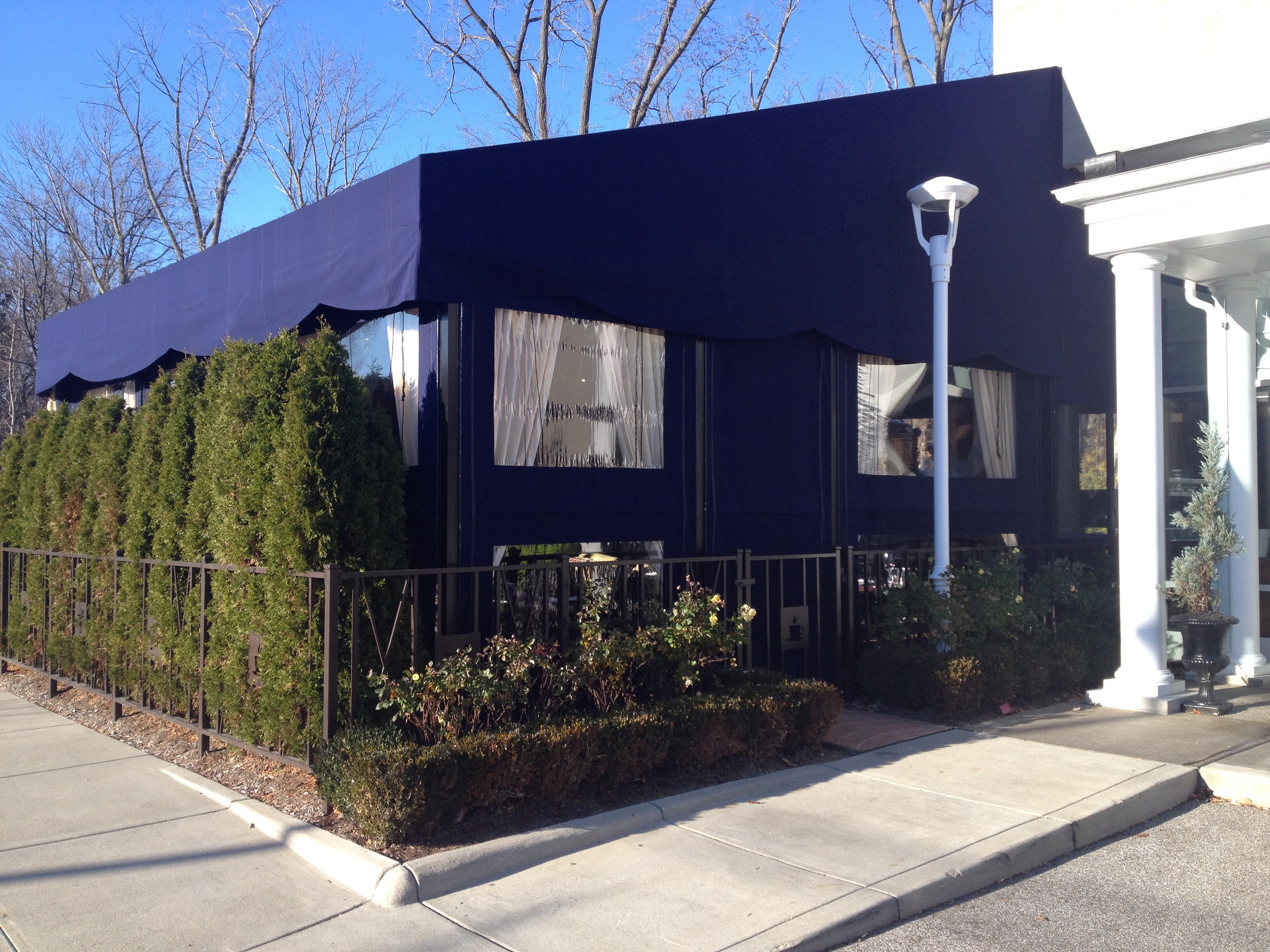 Commercial Patio Awnings