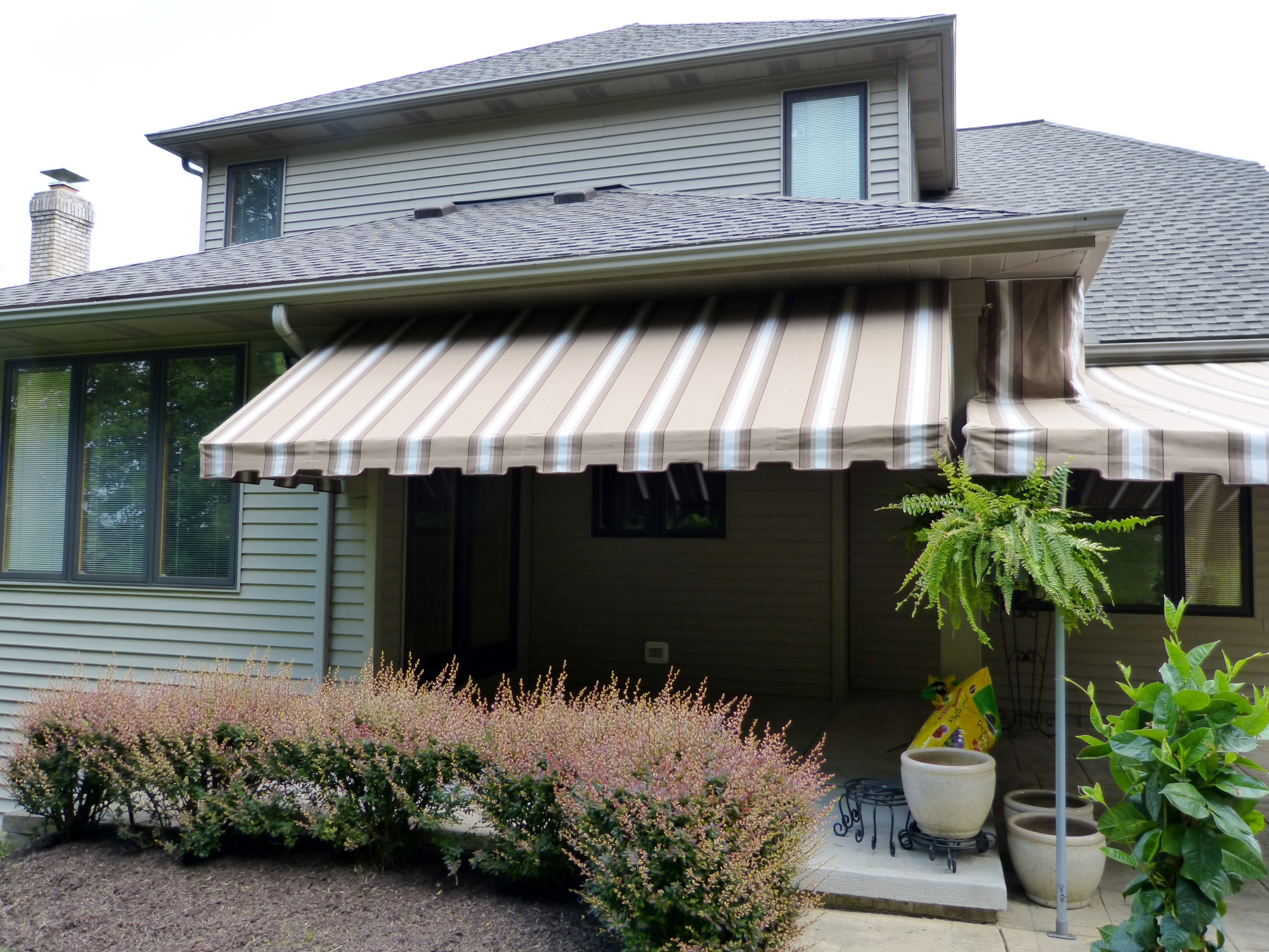 Residential: Porch Awning
