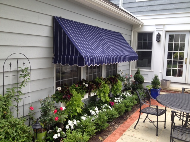 Residential: Window Awnings