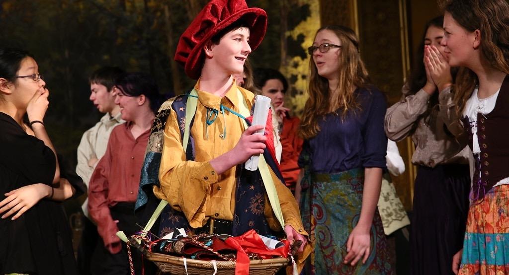 International Shakespeare Festival Santa Fe • Youth Shakespeare Festival