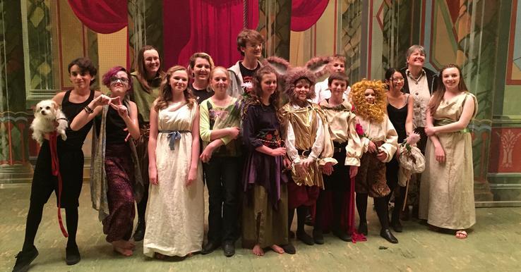 International Shakespeare Center Santa Fe • Youth Shakespeare Festival