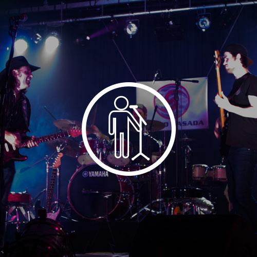 Studio Sasada Bands for Hire