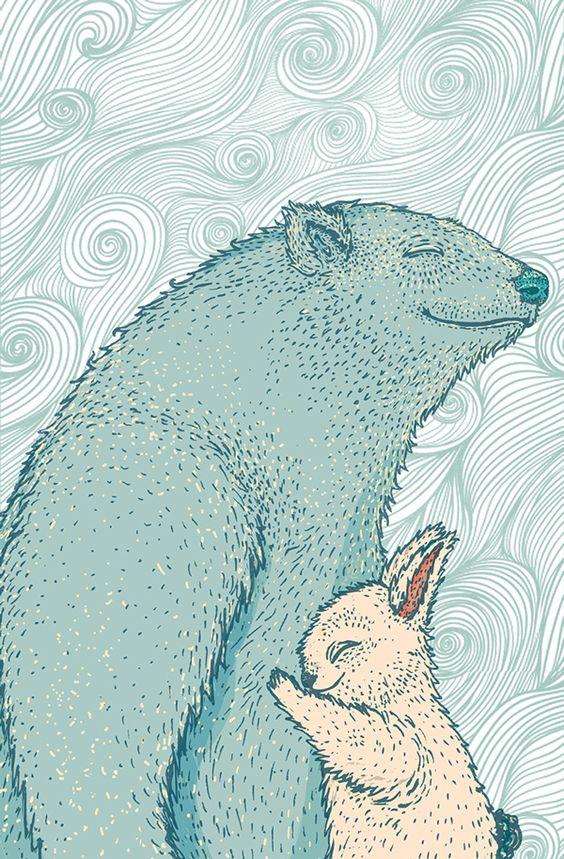 Illustration by  Louwrens Venter