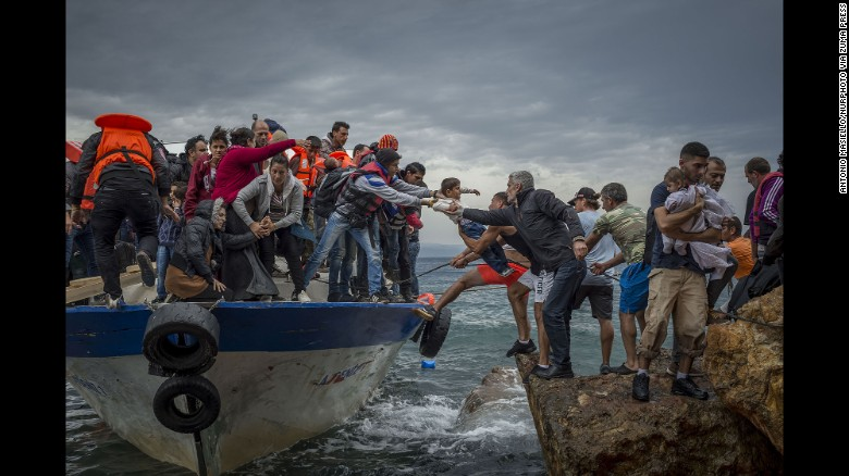 May 2015: Refugee crisis not getting the coverage,attention or acknowledgement it so desperately deserves.