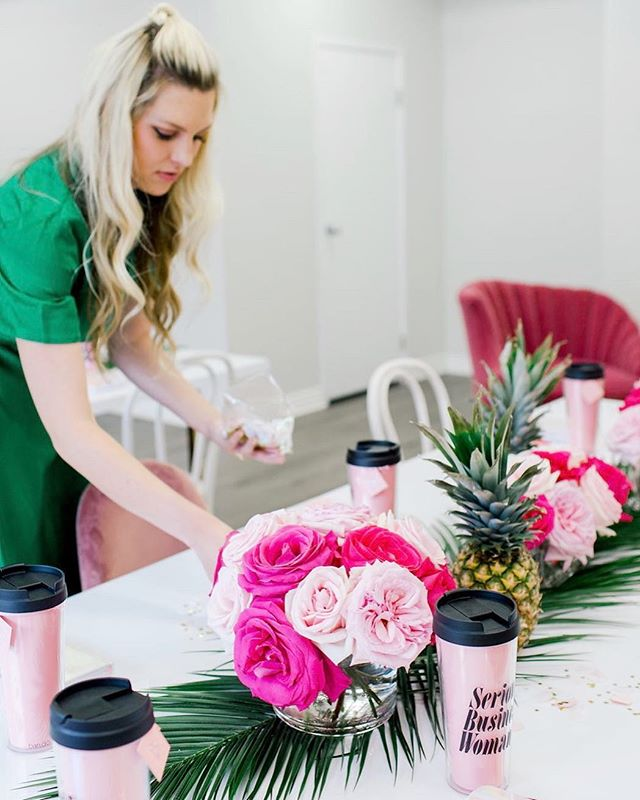 Just a little prep before our attendees arrived at the last #confetticonference ! We make each day an experience. We want to take you on a journey to learn, grow, and take your business to the next level! We believe in you and want to support you every step of the way!