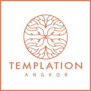 Templation Angkor Siem Reap