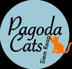 Siem Reap Pagoda Cats