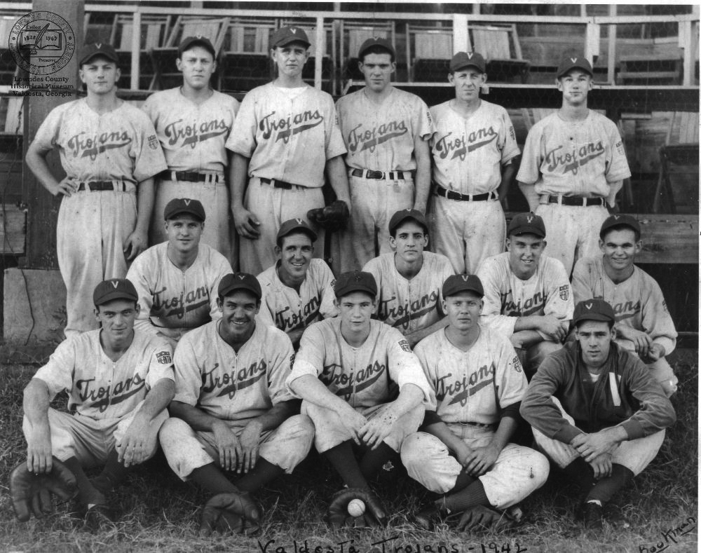 1941-42: Valdosta (Georgia) Trojans , Class D, Georgia-Florida League: Business Manager