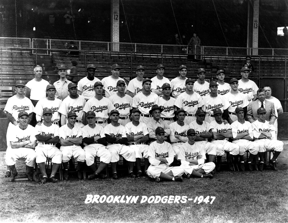 Brooklyn Dodgers , Purchasing Agent