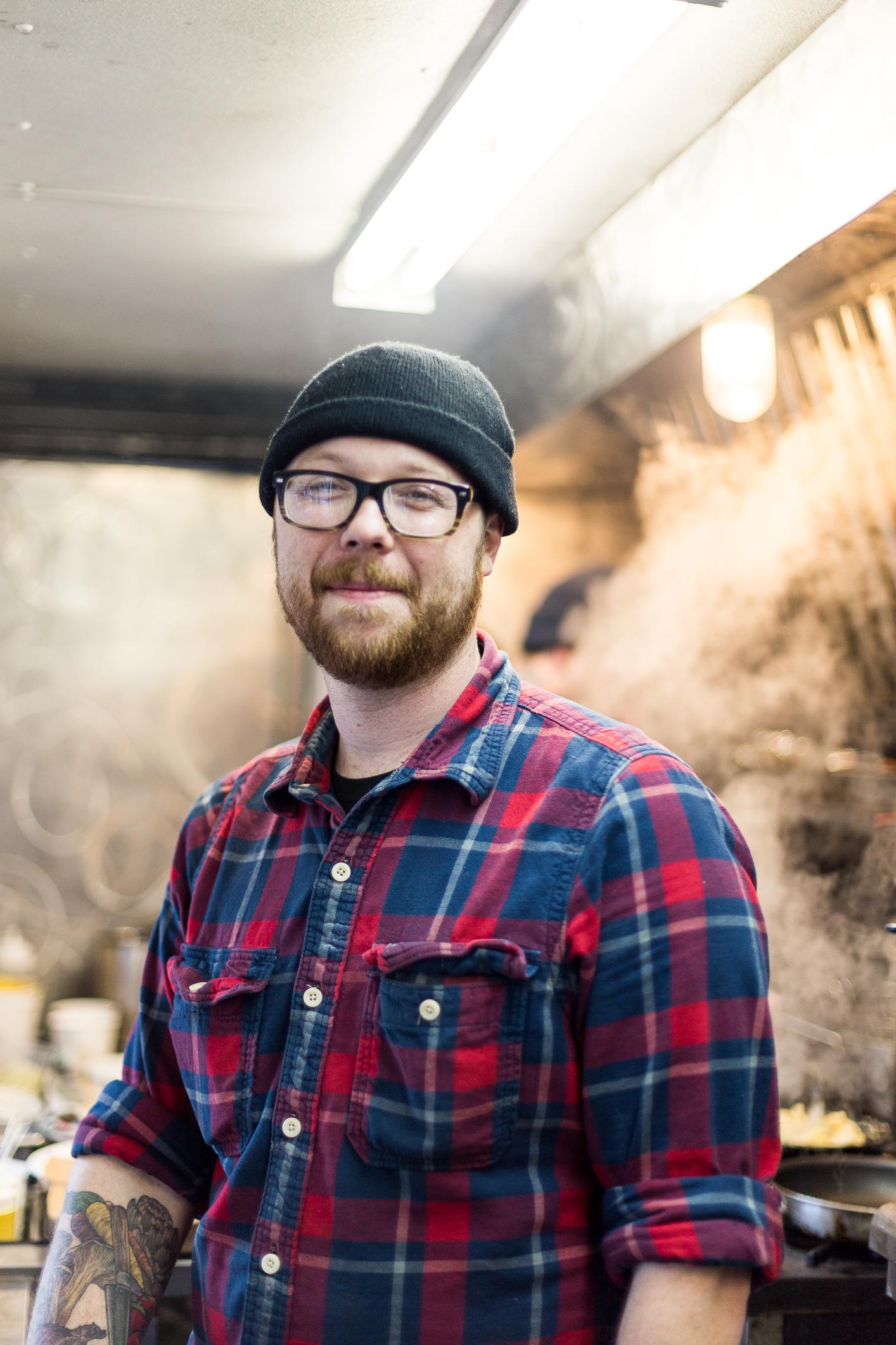 Chef Matt Ulichney