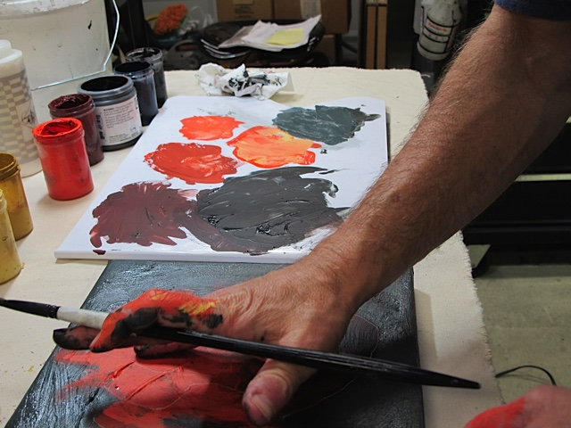 David Limrite-Artist, Coach, Mentor, Teacher