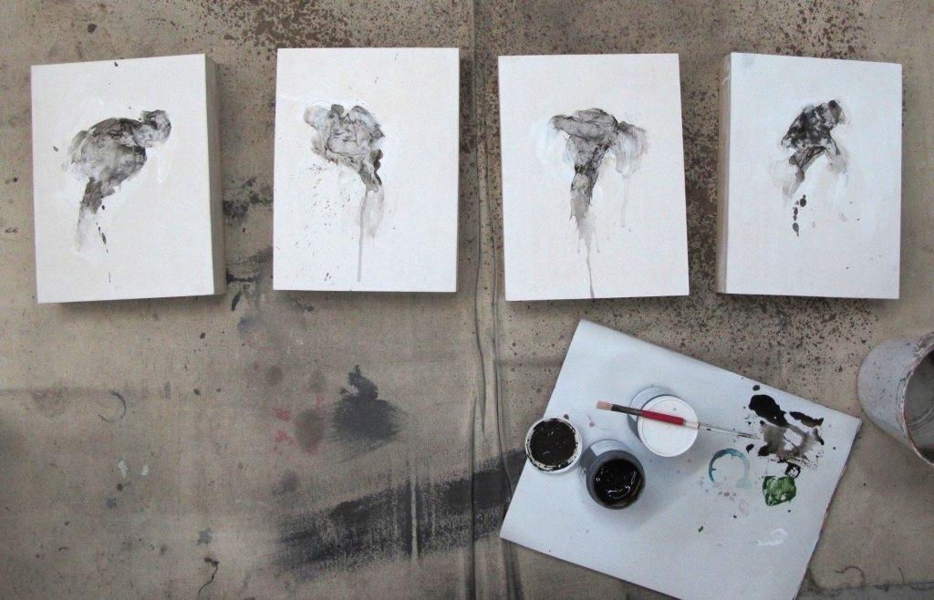 Series in progress © 2016 David Limrite