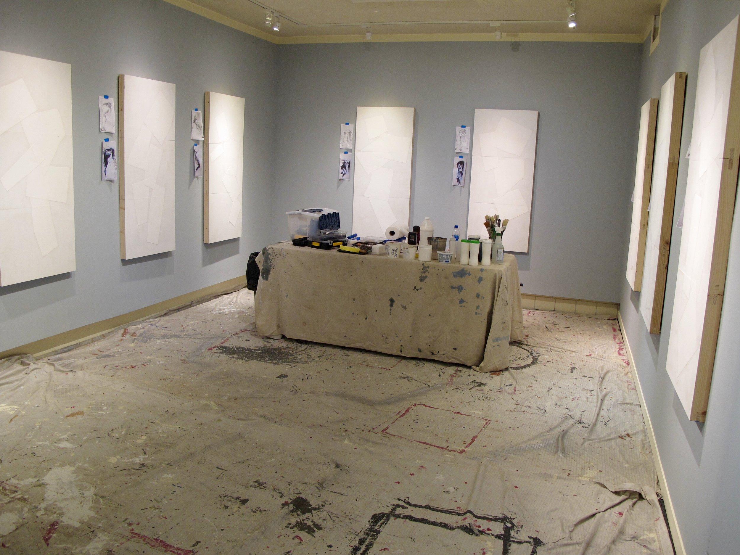©2018 David Limrite Artist Teacher Coach Mentor, Artist in Residence San Luis Obispo Museum of Art Figure Drawing & Painting Workshops