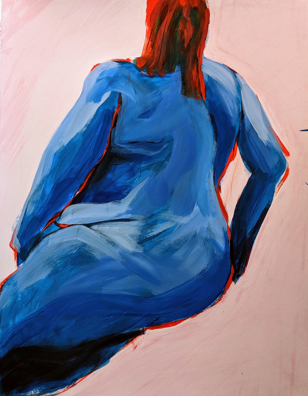 ©2019 Cynthia Alexander  | Figure Painting & Drawing Workshop, San Luis Obispo County (Arroyo Grande, CA) | David Limrite, Instructor