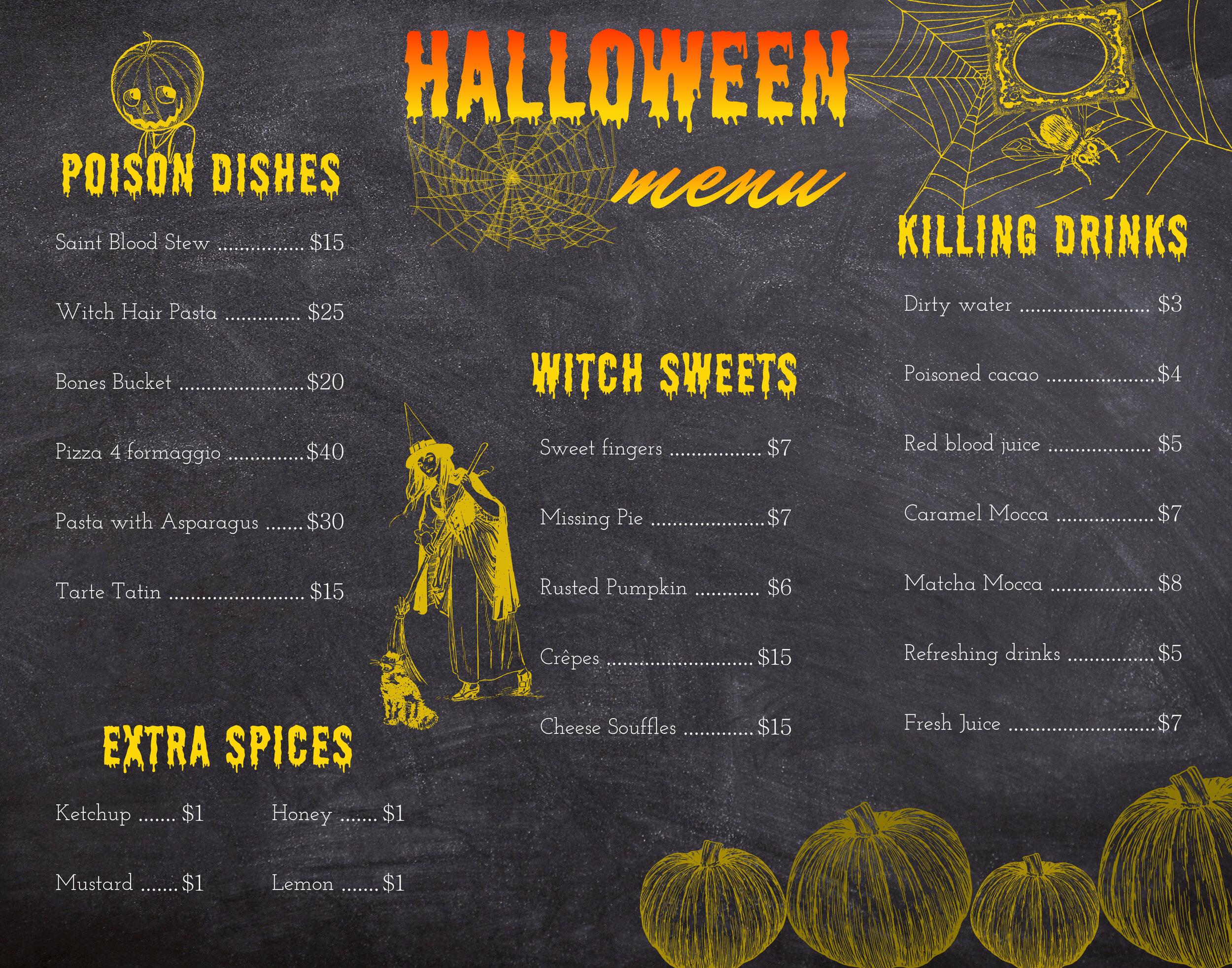 Vintage Halloween Restaurant Menu Design.jpg