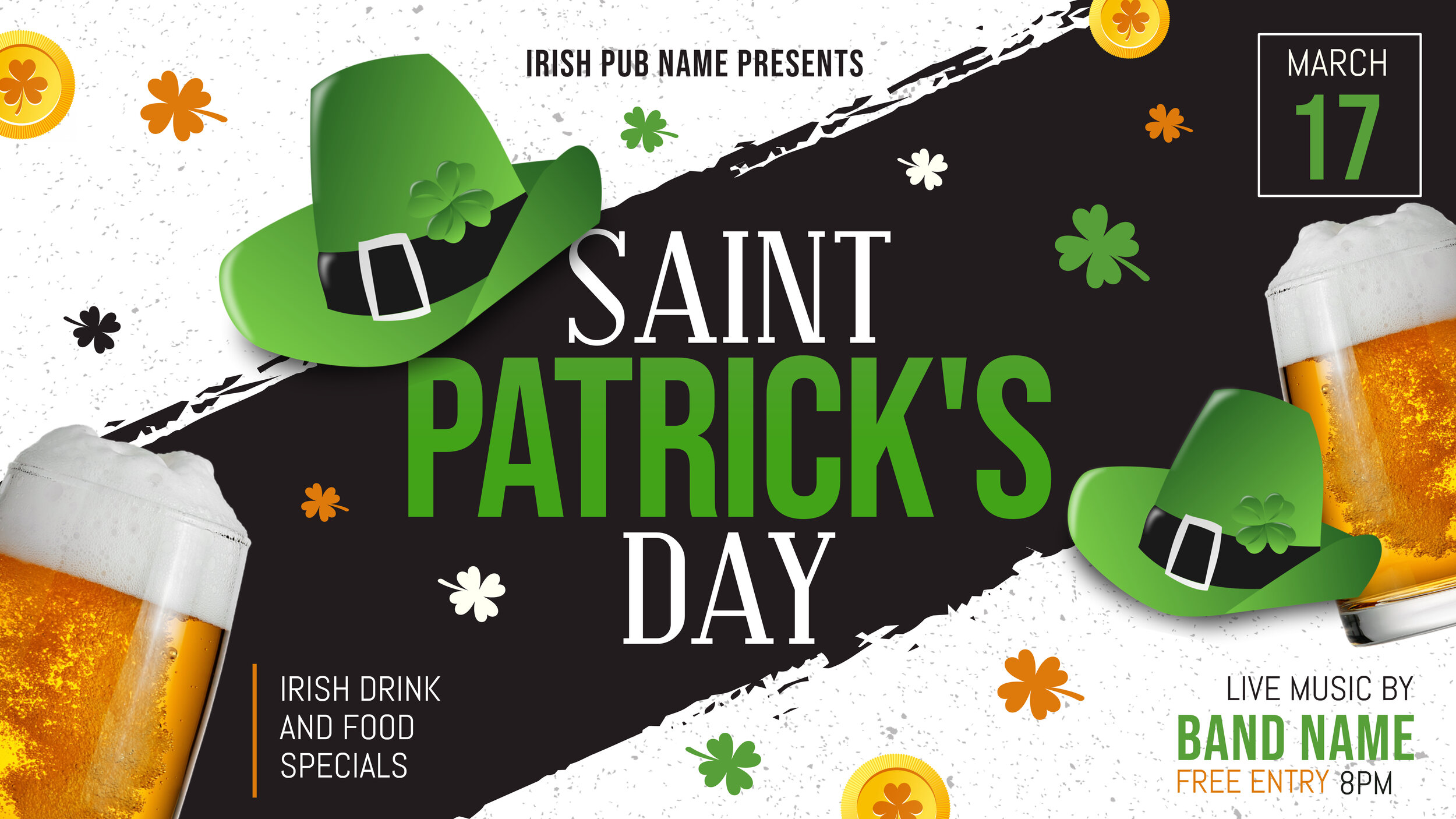 Green Saint Patricks Day Digital Display Pub Ad Image.jpg