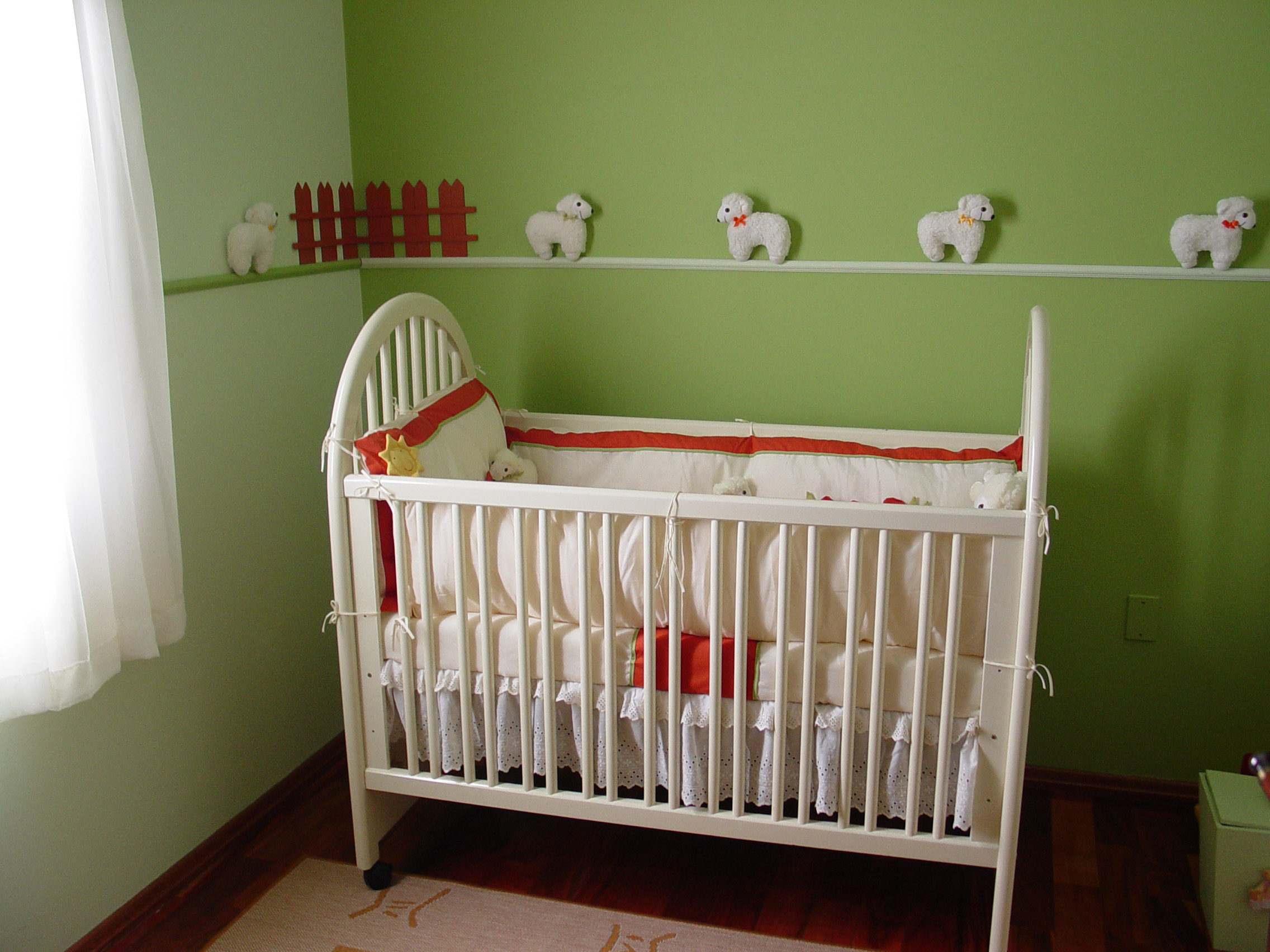 Baby Monitors Cot_The Happy Habitat