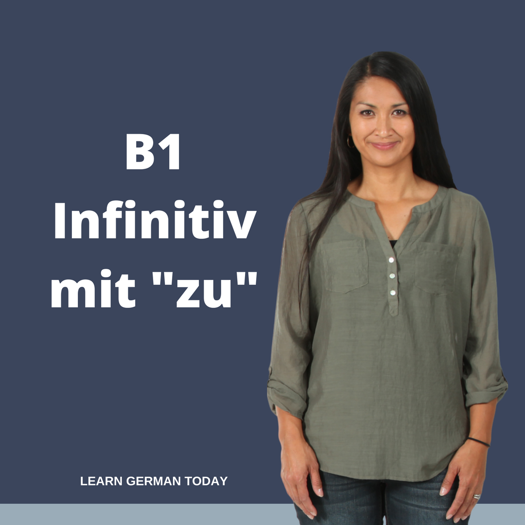 "Copy of Infinitiv mit ""zu"""