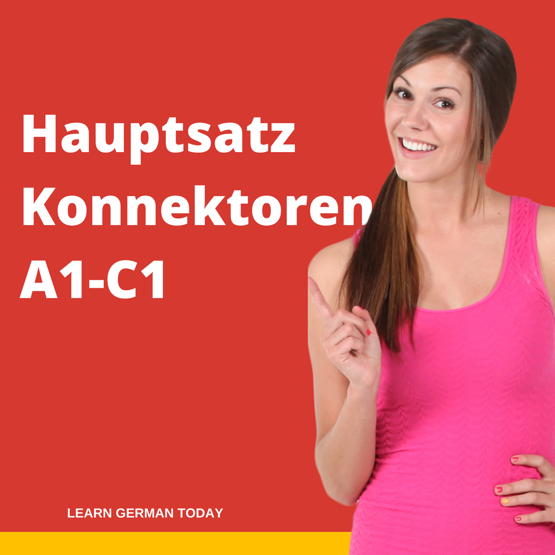Hauptsatzkonnektoren A1-C1