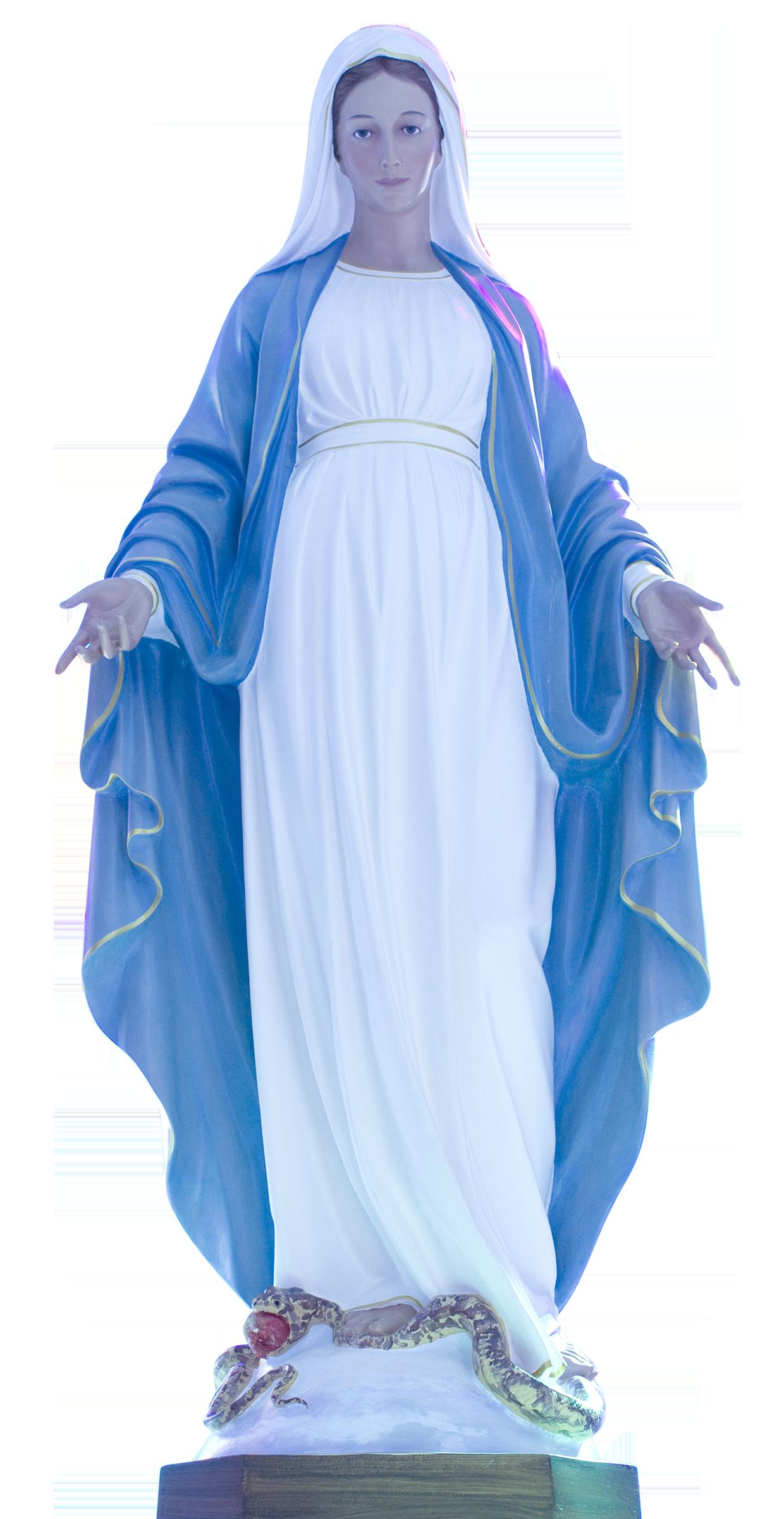 The Virgin Mary at Marylake. Photo: Tony Battaglia