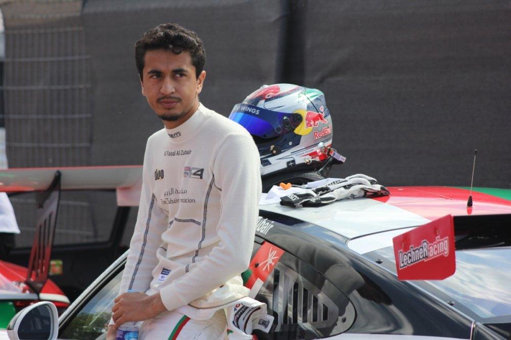Faisal Al Zubair - Porshe SuperCup