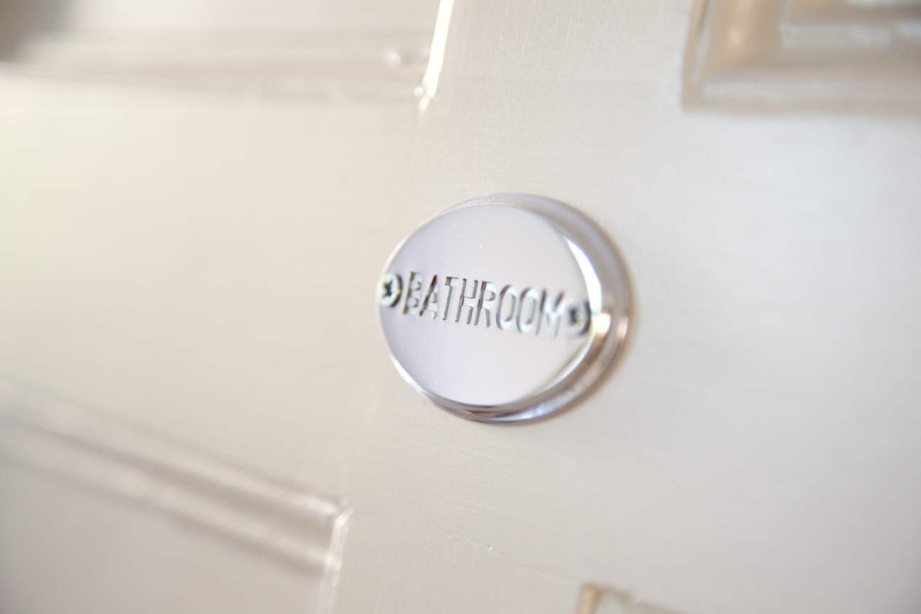 Bath & Rain Shower Room
