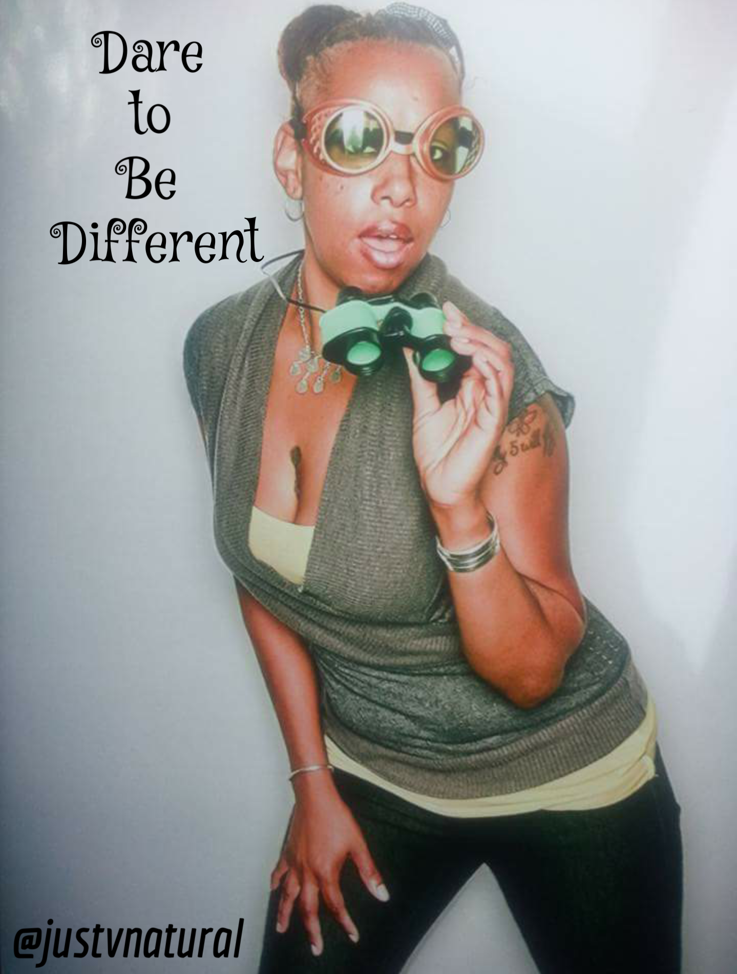 Dare to be Different!!