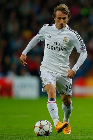 Luka Modric – Foto: Gonzalo Arroyo Moreno/Getty Images
