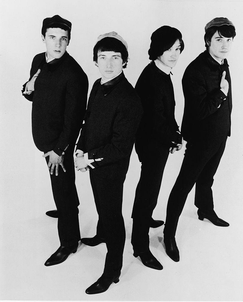 Tye Kinks 1964 - FOTO:Columbia TriStar/Courtesy of Getty Images)