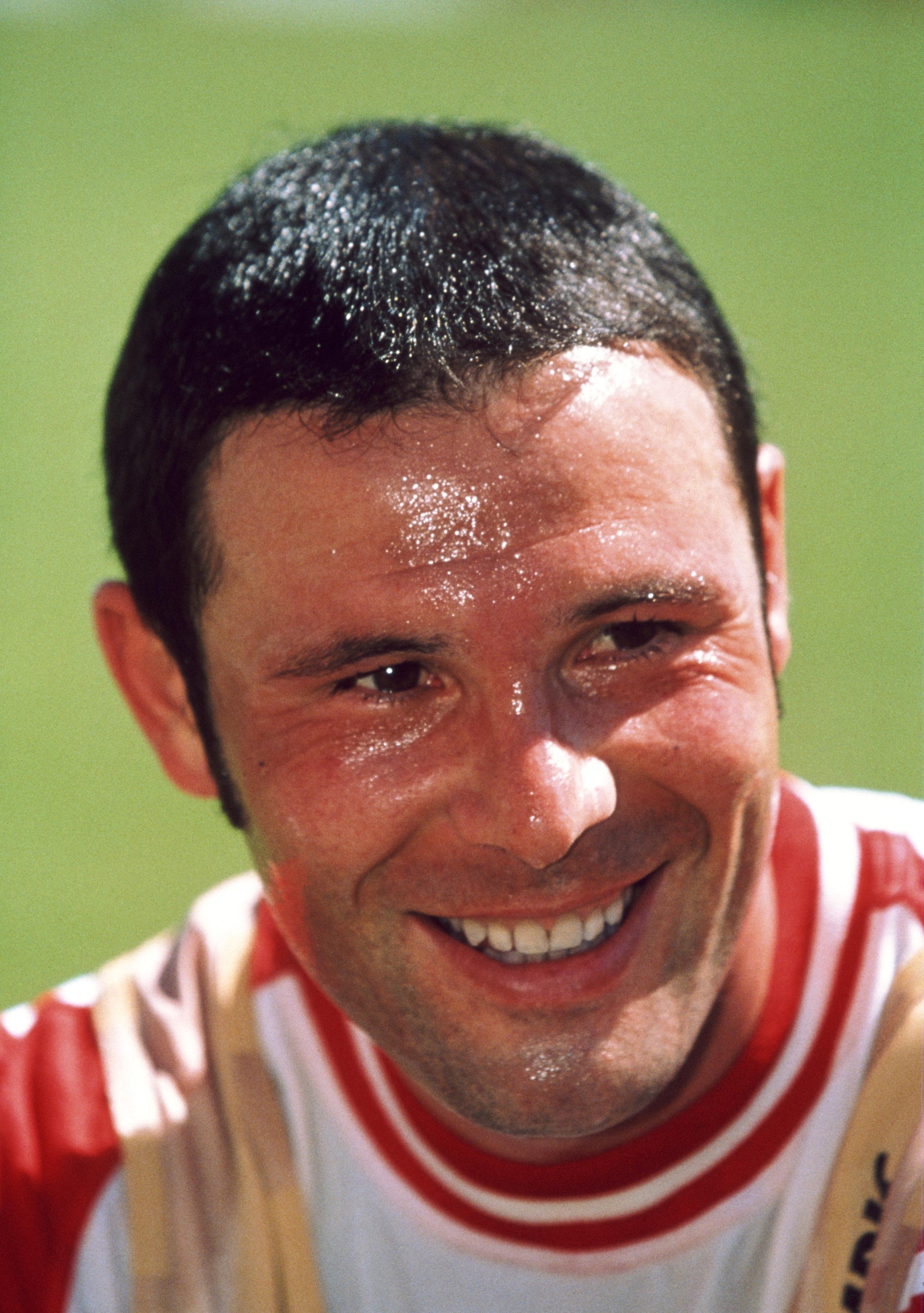 Jean-Marc Bosman, der ændrede fodboldverdenen.