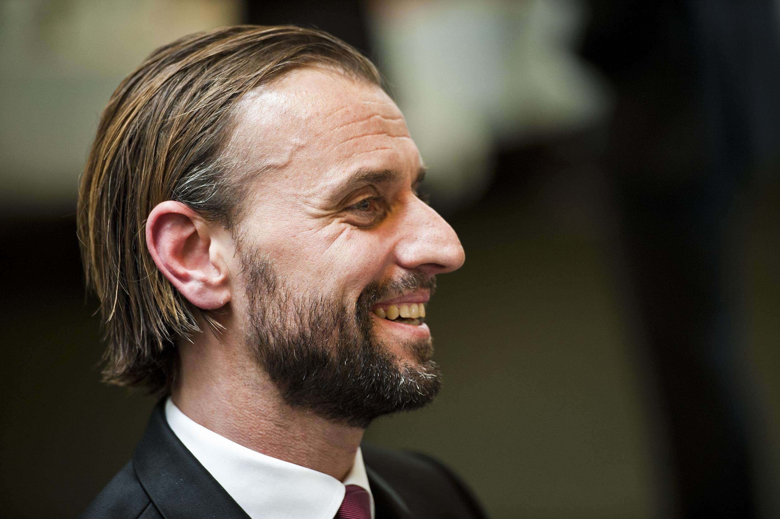 Morten Albæk, næstformand i Brøndbys bestyrelse. Foto: Getty Images/Lars Rønbøg