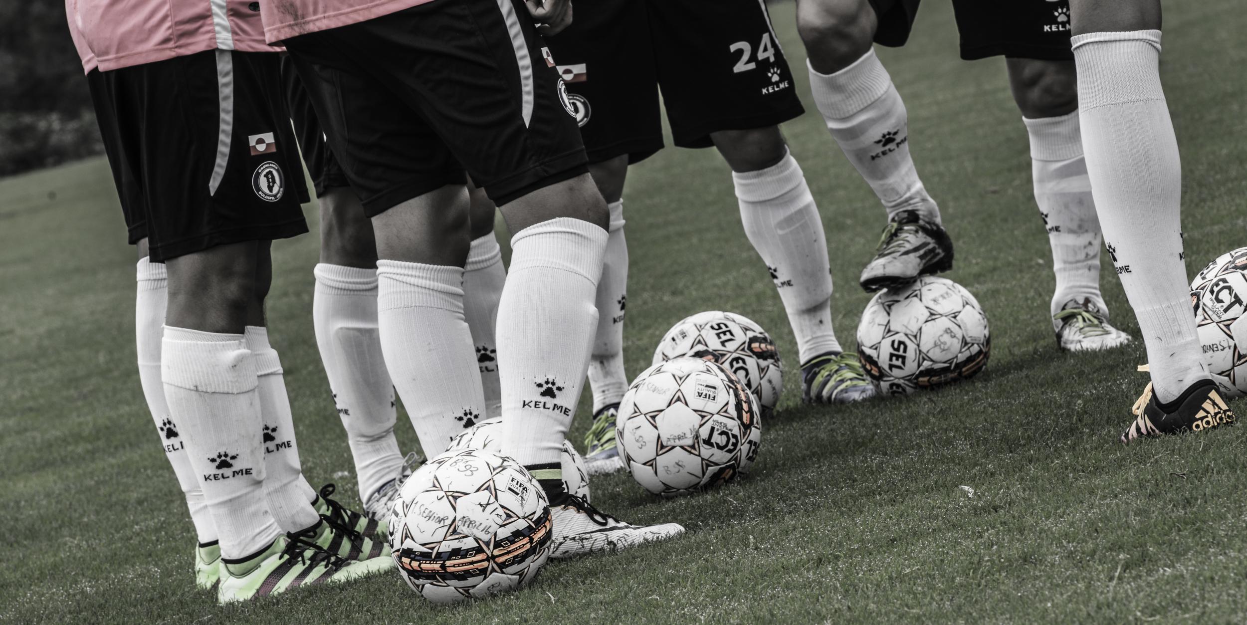 B-67 og G-44 er de mest succesrige klubber i Grønland. Klubberne har vundet samtlige grønlandske mesterskaber siden 2008.Foto: Malte LIllelund Nørgaard