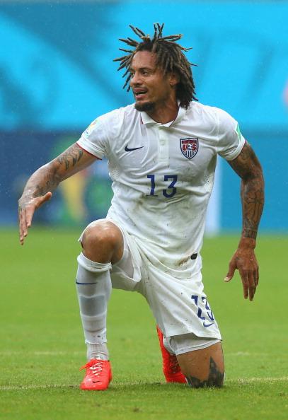 Jermaine Jones fra USAs landshold var meget attraktiv efter VM 2014. Foto: Getty Images/Martin Rose