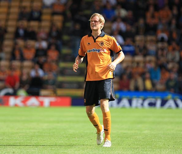 Richard Stearman, mens han stadig spillede i Wolverhampton. Foto: Getty Images/Matthew Ashton.