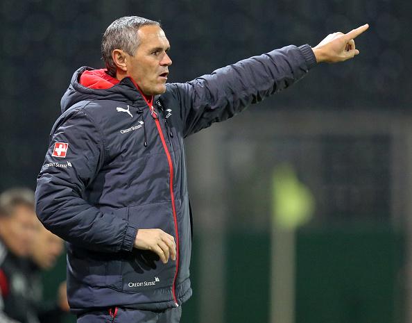 I dag er Pierluigi Tami træner i Grasshoppers FC. Foto: Getty Images/Matthias Kern.