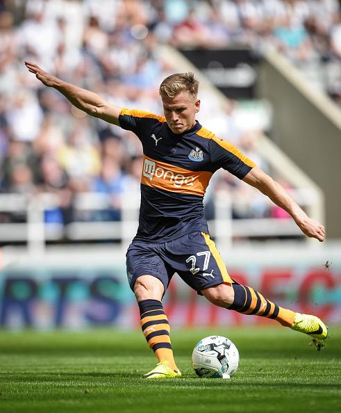 Matt Ritchie er kommet til fra Bournemouth. Foto: Getty Images/Serena Taylor.