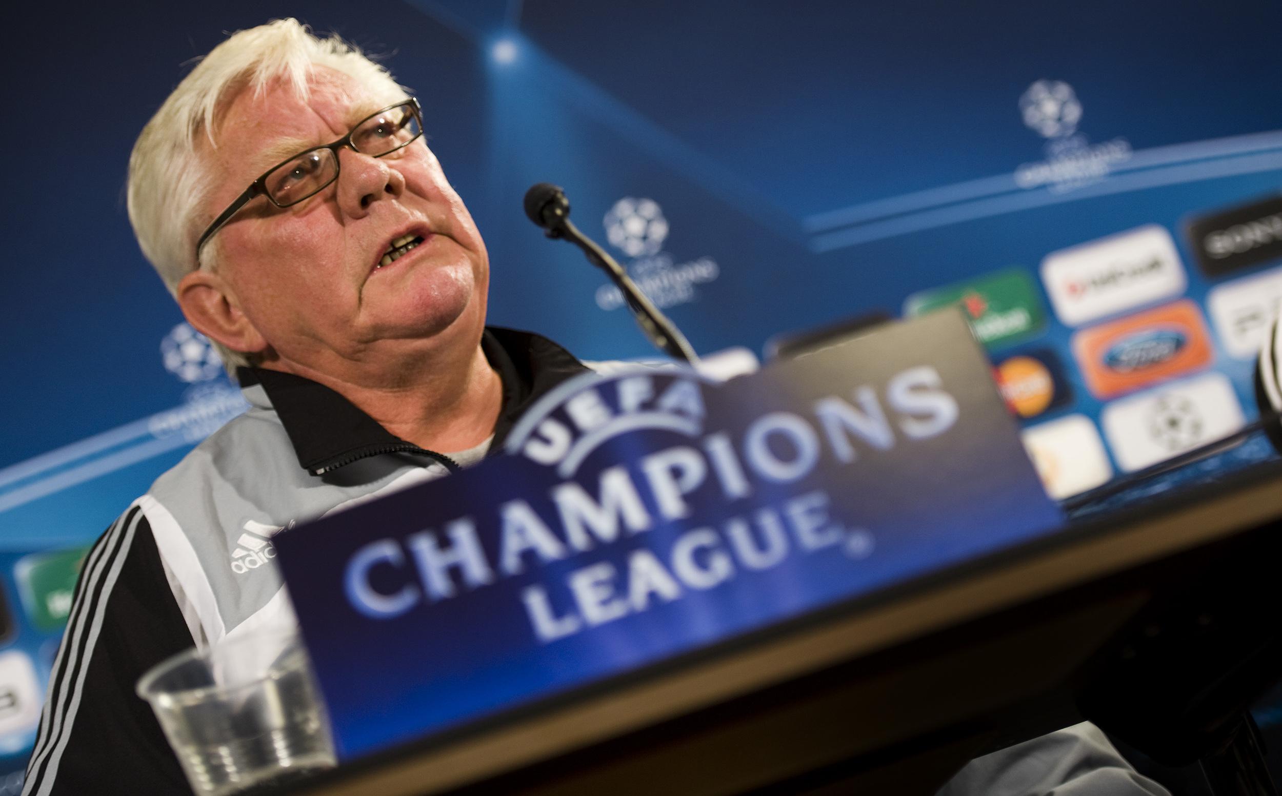 Rosenborgs gamle Champions League-guru, Nils Arne Eggen. Foto: Getty Images/Lars Rønbøg.
