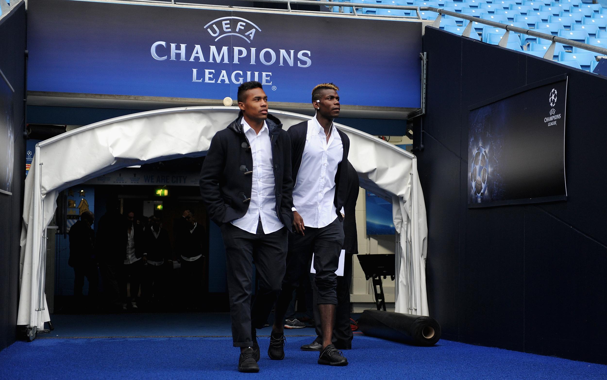 Med Juventus prøvede Pogba masser af kræfter med Champions League. Det er planen, at United og Pogba sammen skal derhen igen. Fotro: Getty Images/Gareth Copley.
