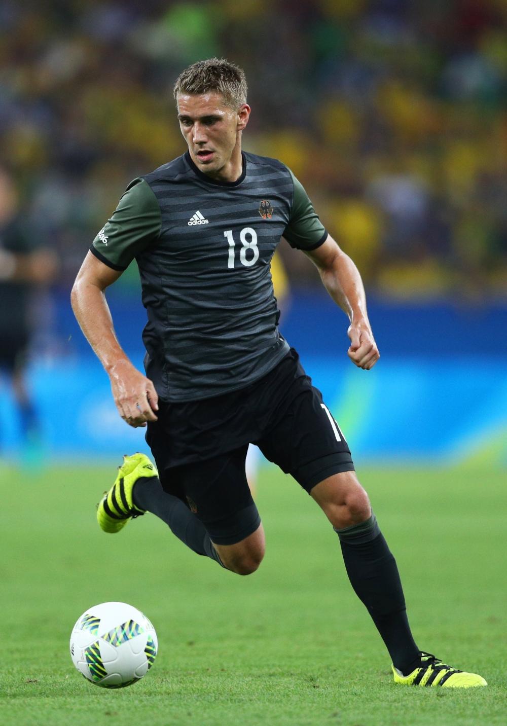 Nils Petersen, der havde en nøglerolle under OL i Brasilien, får en fremtrædende rolle på Freiburgs mandskab i denne sæson.   Foto: Paul Gilham/Getty Images