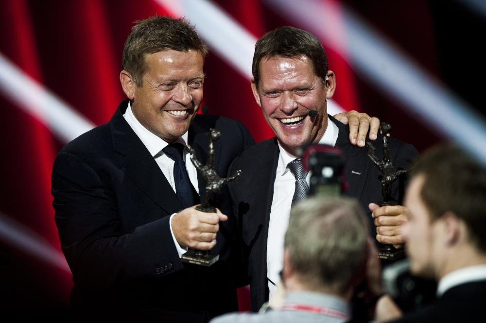 Frank Arnesen er blandt de helte, man husker på Amager. Ifølge Ole Vadmand kommer Arnesen stadigvæk på Sundby Idrætspark. Søren Lerby spillede også i klubben.   Foto: Lars Rønbøg/FrontzoneSport/Getty Images