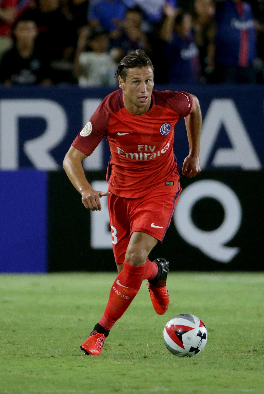 Grzegorz Krychowiak er kommet til PSG fra Sevilla - og skal dermed fortsat arbejde under træner Unai Emery.  Foto: Getty Images