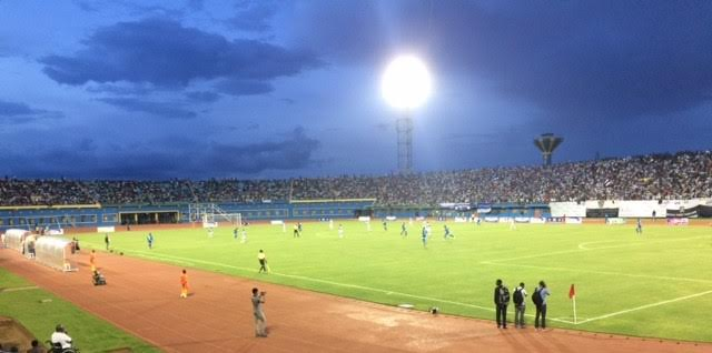 Til fodbold i Rwanda. Foto: Anders Ellegaard Jacobsen