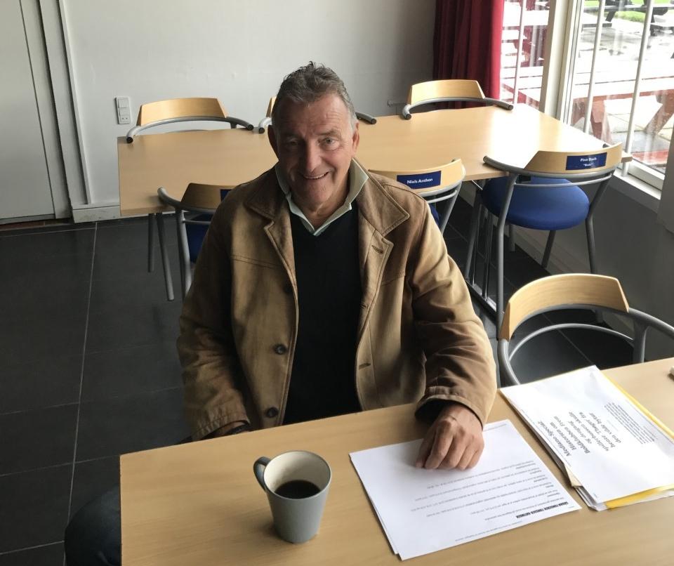 Ole Mørk - klublegende som både spiller og træner