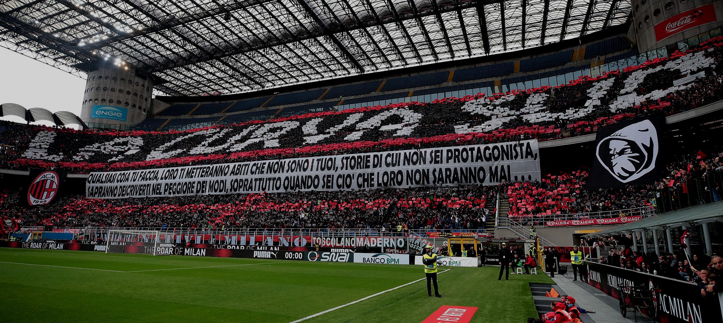 Inter/AC Milan: De to store Milano-klubber har slået pjalterne sammen i håbet om at få et nyt og moderne stadion til at spille deres hjemmekampe på. Selvom San Siro på mange måder emmer af fodboldhistorie, har det gamle fodboldkatedral set væsentligt bedre dage. Milano-klubberne ønsker derfor at opføre et topmoderne fælles stadion lige ved siden af San Siro, hvor der i dag ligger en stor parkeringsplads. Klubberne kan dog ligesom flere af de andre store Serie A-klubber løbe ind i problemer med bystyret. Milanos borgmester har offentligt udtalt, at han foretrækker en gennemgribende renovering af San Siro frem for et nyt stadion, hvor klubberne altså hælder mere til sidstnævnte. Såfremt parterne når til enighed, og alt går som planlagt, forventes et nyt stadion at kunne stå klar til 23/24-sæsonen eller 24/25-sæsonen.